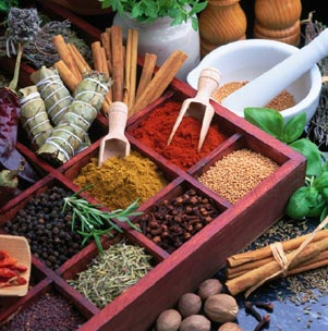 Seasonings and spice blends